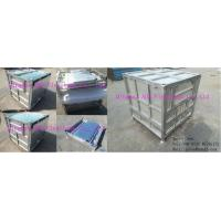 Foldable Iron IBC with capacity ffrom 800 liters to 1200 liters Reusable ADA Flexitank Manufactures