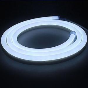 Exterior 120degree Rohs PVC Green16x24mm LED Neon strip lights/ LED strip Light Manufactures