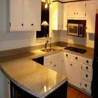 Granite Kitchen Top with Surface Polished Finish, Different Sizes are Available Manufactures