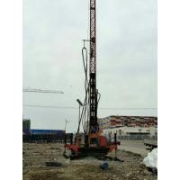 XPG-65 long mast jet grouting drilling rig single double triple jet grouting drilling rig Manufactures