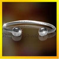 China hot selling mens stainless steel bracelet ,high fashion jewelry on sale