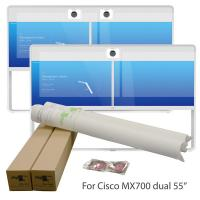 Cisco MX700 & MX800 Portfolio Of Integrated Video Collaboration Room Systems CTS-MX700D-2CAM-K9 Manufactures
