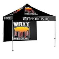Custom Promotion Marquee Pop Up Tent Strong Framework Simple Set Up Manufactures