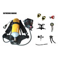 Fire Fighting Safety Equipments positive pressure air breathing apparatus(SCBA) Manufactures