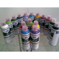 Professional Artist Graffiti Spray Paint / DIY Art Paint for Glass or Car High Grade Manufactures