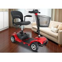 China Small Mobility Scooter Lightweight , Collapsible Mobility Scooters 50kg on sale