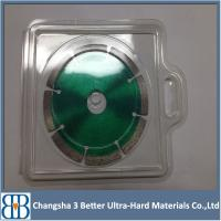 350mm cold pressed diamond turbo saw blade for granite Manufactures