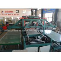 High Speed PS Disposable Fast Food Box Machine With Customized Logo Manufactures