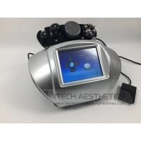 China RU+6 Portable RF Cavitation Face Lift Slimming Machine For Fat Reduction Wrinkle Removal Beauty Equipment on sale