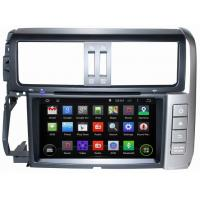 China Ouchuangbo Auto GPS Navigation DVD Stereo System for Toyota Prado 2010-2013 Car Kit Android 4.4 Radio OCB-8015D on sale