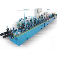 SS Tube Mill Line Welding SS 304 201 Mild Steel Pipe Mill Tube Making Machine Manufactures