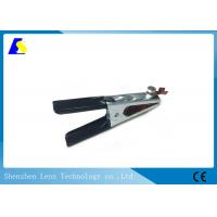 China Heavy Duty Mig Welding Clamps , Black 300A/500A Earth Clamp For Welding Machine on sale