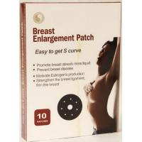 China Breast Enlargement Patch on sale