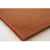 High Temperature Resistant Composite Foam Core Aramid Paper Honeycomb Panel Manufactures