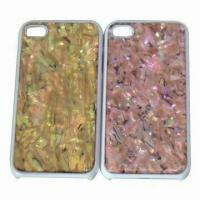 China Crystal Case for iPhone, Easy to iInstall and Remove on sale