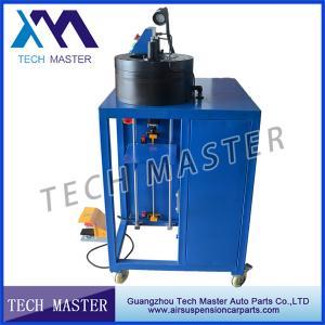 High Pressure Hydraulic Hose Pipe Crimping Machine Making Air Suspension Spring Manufactures