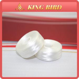 China Sideless Polyester Prewound Bobbin Thread / Robison Anton Thread on sale