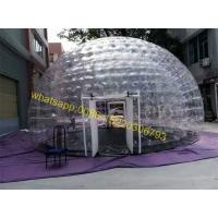 Buy cheap giant outdoor dome tent for sale giant clear event tent from wholesalers