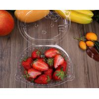China disposable Frozen Food PET PP Plastic Packing Trays For Meat,Suchi Party Food Container Tray With Lid For Food Packaging on sale