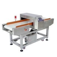 SUS 304 Conveyor Metal Detector Machine For Food Industry High Sensitivity Manufactures