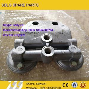 China SDLG  Filter Seat, 4110001007025, sdlg  parts  for SDLG wheel loader LG958L on sale
