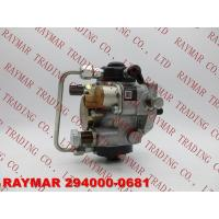 DENSO HP3 Common rail fuel pump 294000-0680, 294000-0681 for FAWDE CA4DL 1111010A720-0000 Manufactures