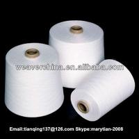 100% spun polyester yarn 30s/1 raw white from Weaver Ltd., Manufactures