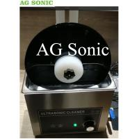 Ultrasonic Cleaner 6,5l 40khz Vinly Record Ultrasonic Cleaner With Drainage Valve Ultrasonic Vinyl Records Cleaner Manufactures