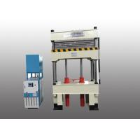 Multi - Layer Hydraulic Vulcanizing Press With Electric Heating Plate Manufactures