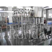 Fully Automatic Juice Filling Machine For 0.25 - 2L Bottle 1 Year Warranty Manufactures