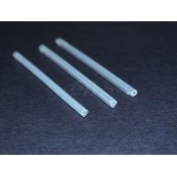 Clear Single Fiber Optic Splice Sleeves Heat Shrinkable Sleeves For Cables Manufactures