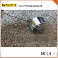 Quality Small Power Stainless Material Small Cement Mixer For Loosing The Soil for sale