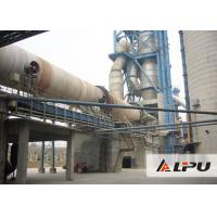 16-5000 T / D Active Lime Rotary Kiln for Metallurgy And Chemical Industry Manufactures