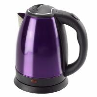 Hot Selling Colorful Stainless Steel Electrical Kettle 1.8L 1800w Water Kettle Manufactures