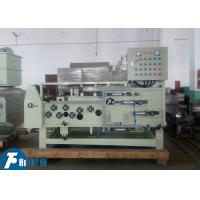 Stainless Steel Belt Filter Press , Automatic Vacuum Belt Dewatering Filter Press Manufactures
