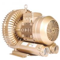 China 7.5kW Golden color Side Channel Blower for Pneumatic Tube System on sale