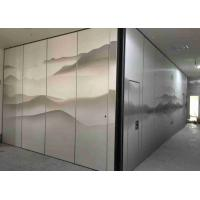Sounproof Sliding Panel Room Divider Female Panel Joint Concealed Edge