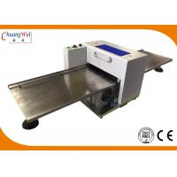 400 mm /s PCB Depaneling Machine 9 Pairs Of Blades Cutting LED Strip MCPCB for sale