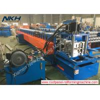 Classic Design Z Purlin Roll Forming Machine For Multi Sizes Z Purlin Manufactures
