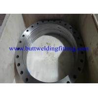 China RF FF MF MFM RJ TG RTJ SRF  Forged Steel Flanges 904L Stainless Steel Threaded Flange on sale