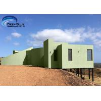 Customized Design Modern Style Building light Steel Structure Prefab luxury or low cost Villas With Kitchen Manufactures