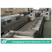 Single Screw Extruder Plastic Recycling Granulator Machine 150kg/H Capacity Manufactures