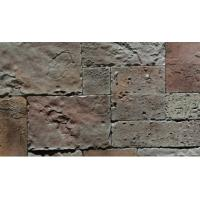 Quality Castle Exterior Wall Outdoor Cultured Stone / Cultured Stone Wall Panels for sale