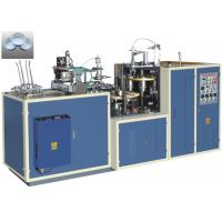 China Double Sides PE Coated Paper Bowl Making Machine With Ultrasonic Configuration on sale