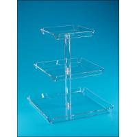 China New Design Clear Acrylic Cupcake Stand on sale