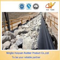 Quality Super Quality Textile Reinforced Rubber Conveyor Belt From Chinese Factory for sale