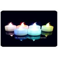 LED Submersible Ligh Multi-color , Electronic Flashing LED Candle Lights Manufactures