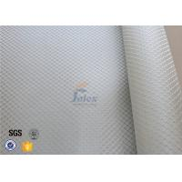 0.2MM Fire Resistant Silver Coated / Aluminized Coated Silver Coated Fabric Manufactures