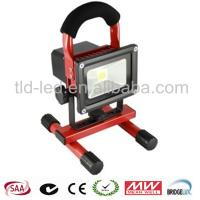 IP65 Waterproof Portable Outdoor Led Flood Lights For Workshop , Stores Manufactures