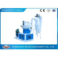 2 Tons Per Hour Wood Pellet Machine High Efficiency Rice Husk Pellet Making Machine Manufactures